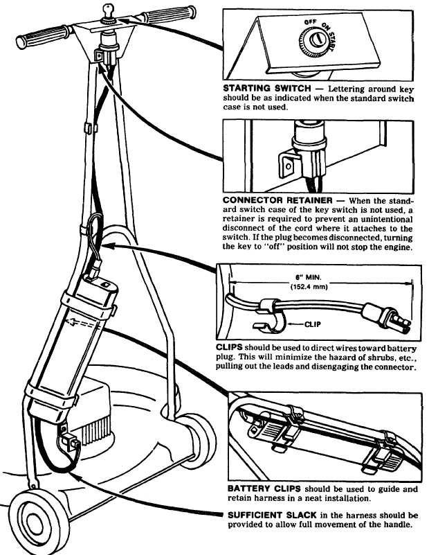 Starters Nicad System