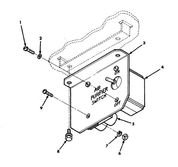 figure 79  circuit breaker and switch assembly c5