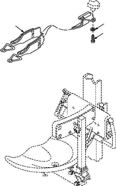 Figure 256 Drivers And Mechanics Shoulder Harness Seat Belt And